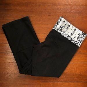 Victoria's Secret PINK Cropped Yoga Pants